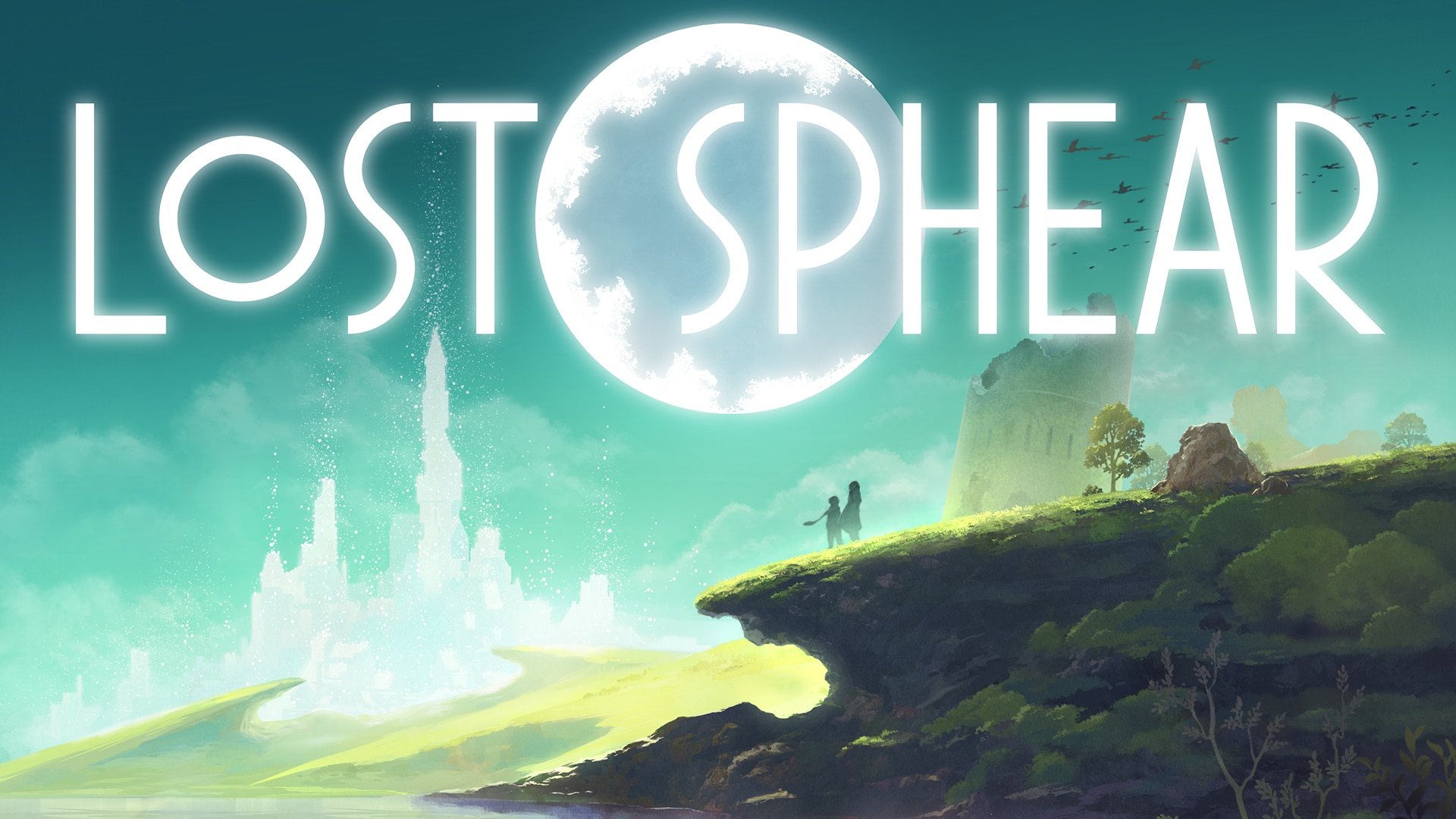LOST SPHEAR (Japanese Ver.)