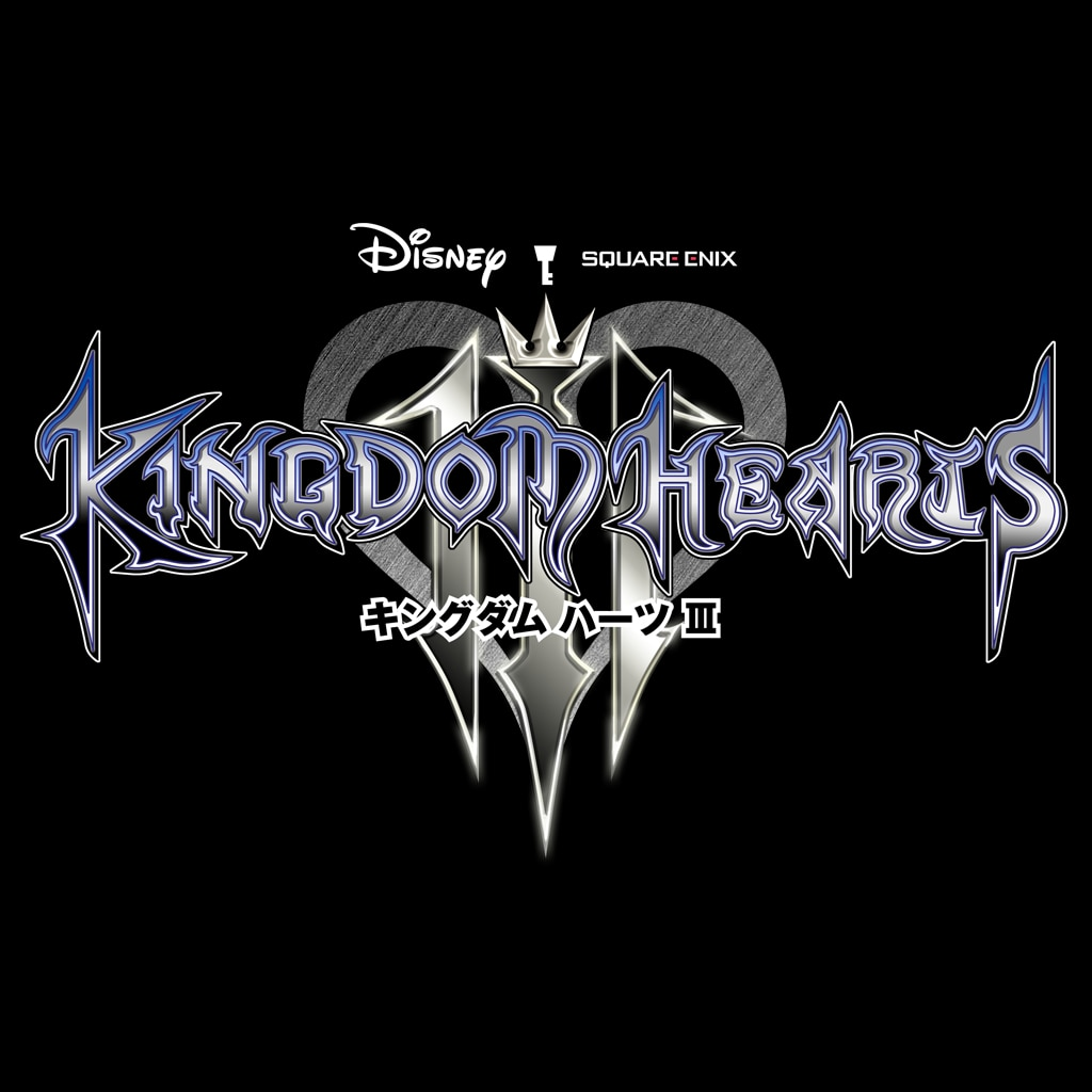 KINGDOM HEARTS III (日文版)