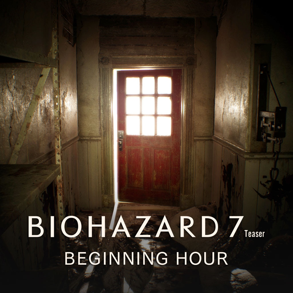 BIOHAZARD 7 TEASER -BEGINNING HOUR-