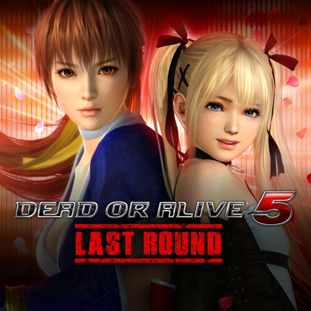 DEAD OR ALIVE 5 Last Round full game (English/Chinese/Korean/Japanese Ver.)