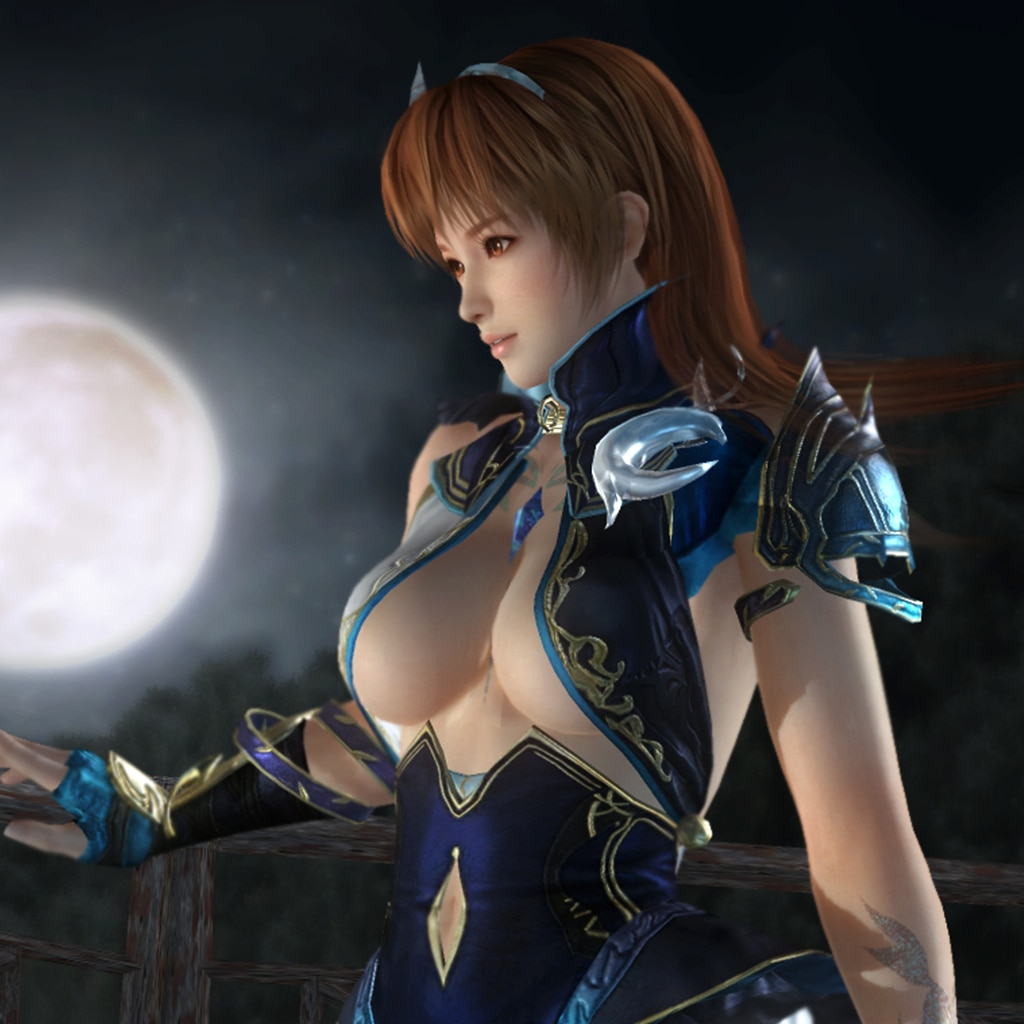 Deception Costume - Kasumi (English/Chinese/Korean/Japanese Ver.)