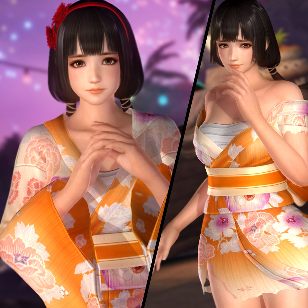 DOA5LR Summer Festival Costume - Naotora Ii (English/Chinese/Korean/Japanese Ver.)