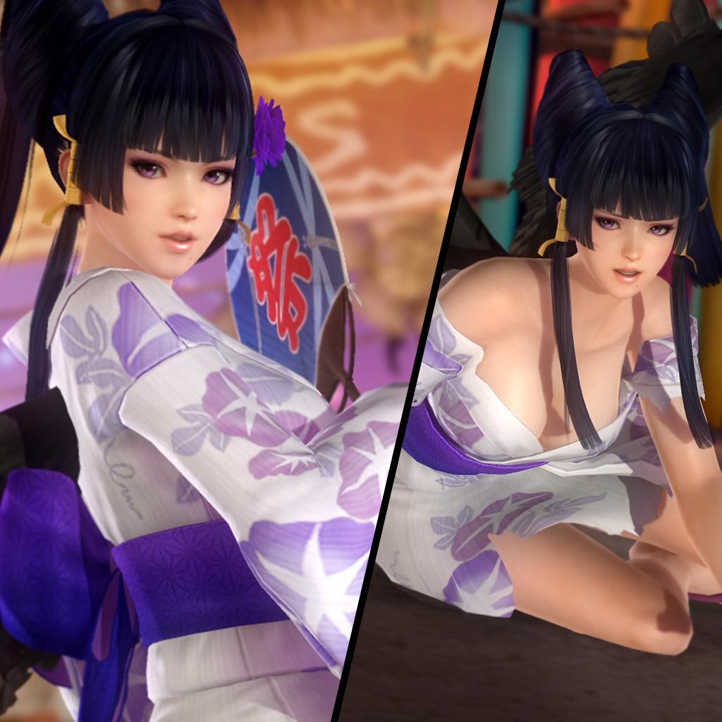 DOA5LR Summer Festival Costume - Nyotengu (English/Chinese/Korean/Japanese Ver.)