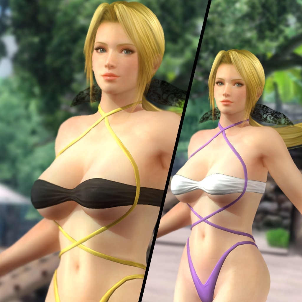 DOA5LR Zack Island Swimwear - Helena (English/Chinese/Korean/Japanese Ver.)