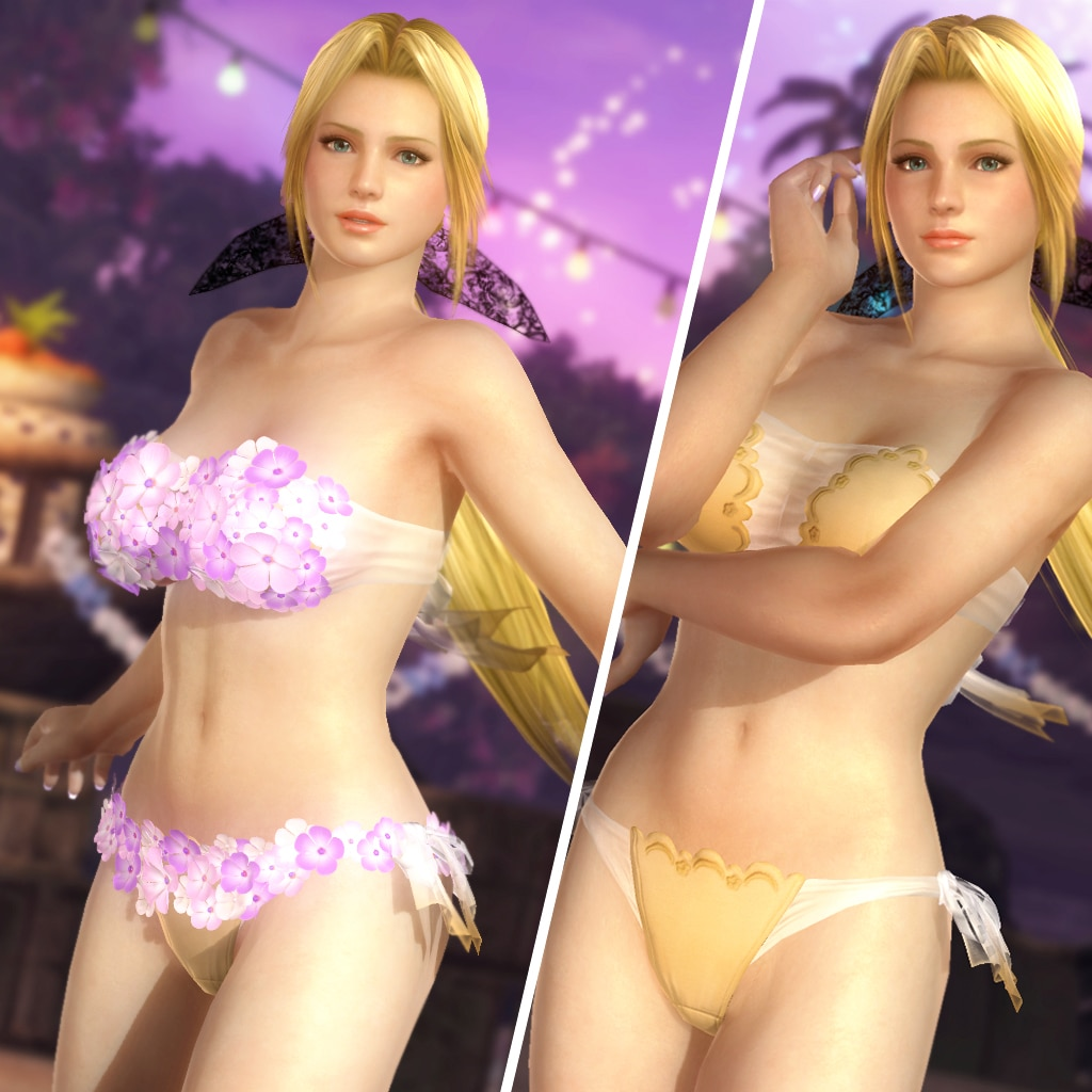 DOA5LR Flower Costume - Helena (English/Chinese/Korean/Japanese Ver.)