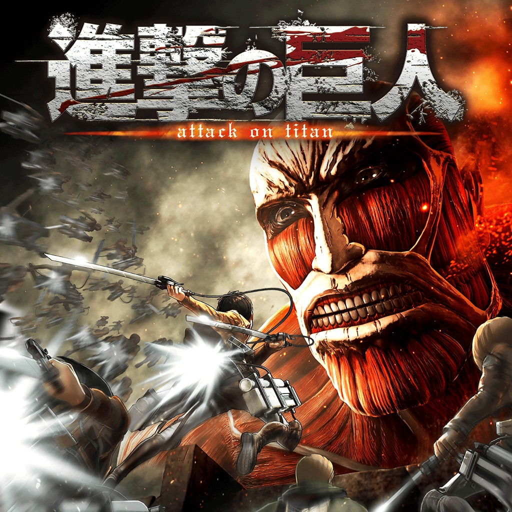 Attack on Titan (Japanese Ver.)