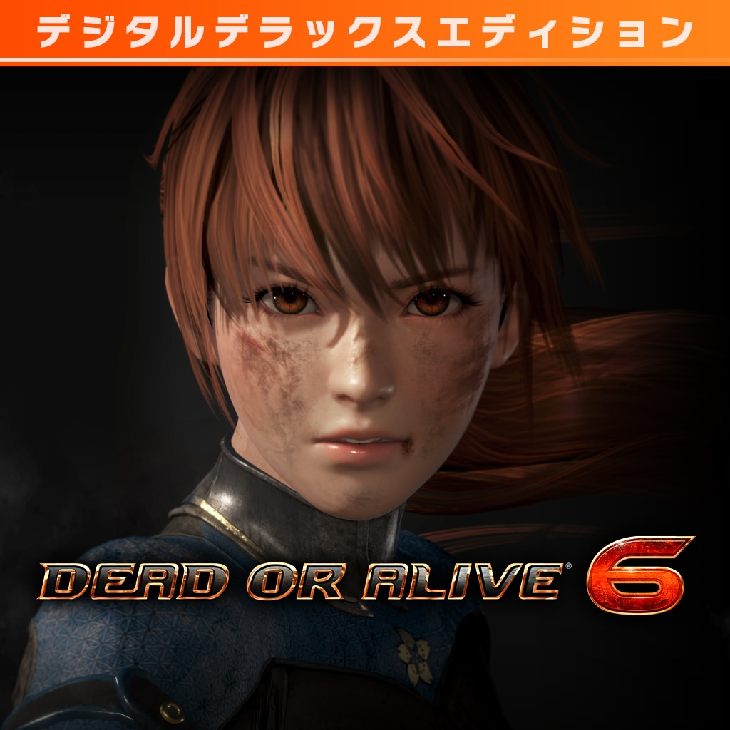 DEAD OR ALIVE 6 Digital Deluxe Edition (中日英韓文版)