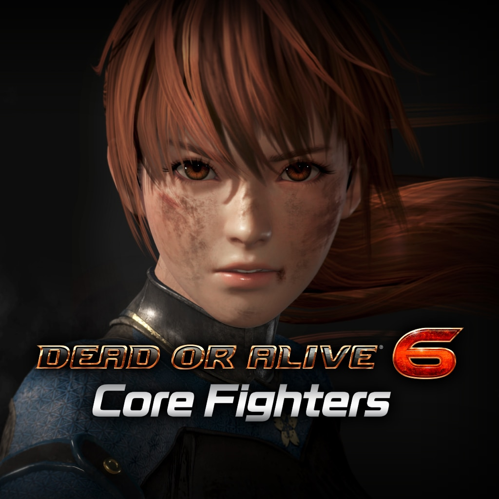 DEAD OR ALIVE 6: Core Fighters (中日英韓文版)
