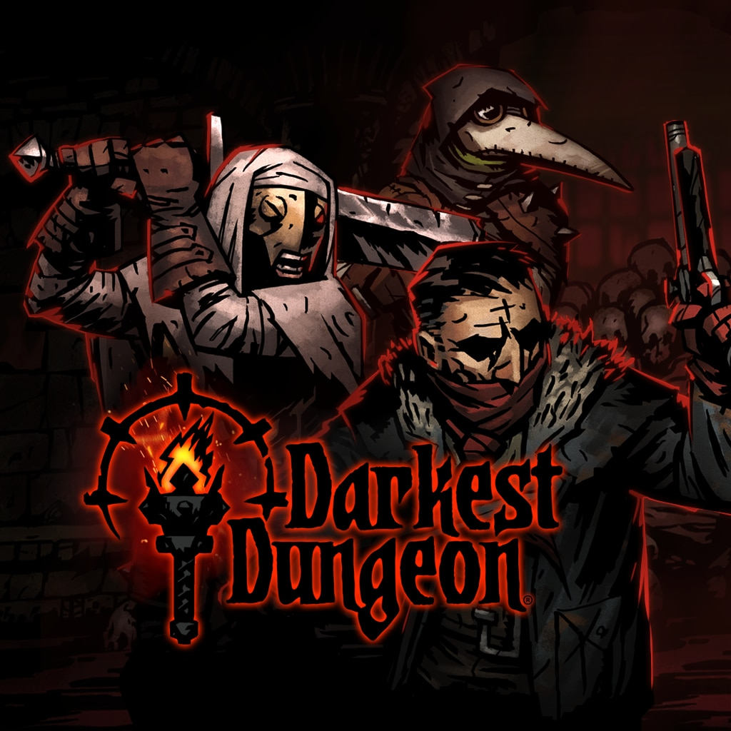 Darkest Dungeon PS Vita版