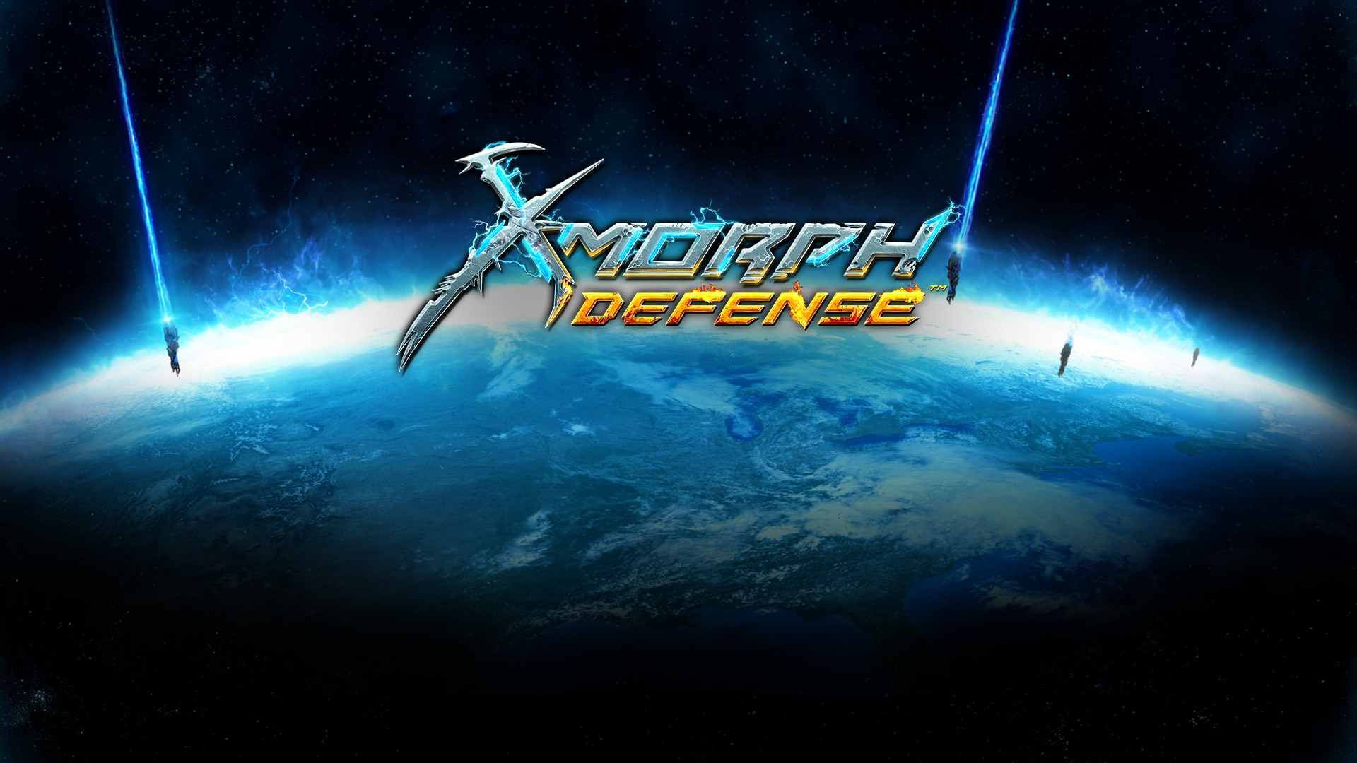 X-Morph: Defense (English/Chinese/Korean/Japanese Ver.)