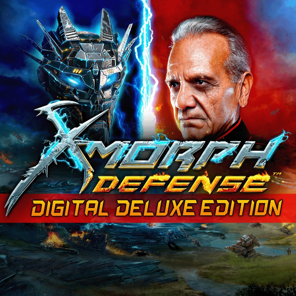 X-Morph: Defense - Digital Deluxe Edition (English/Chinese/Korean/Japanese Ver.)