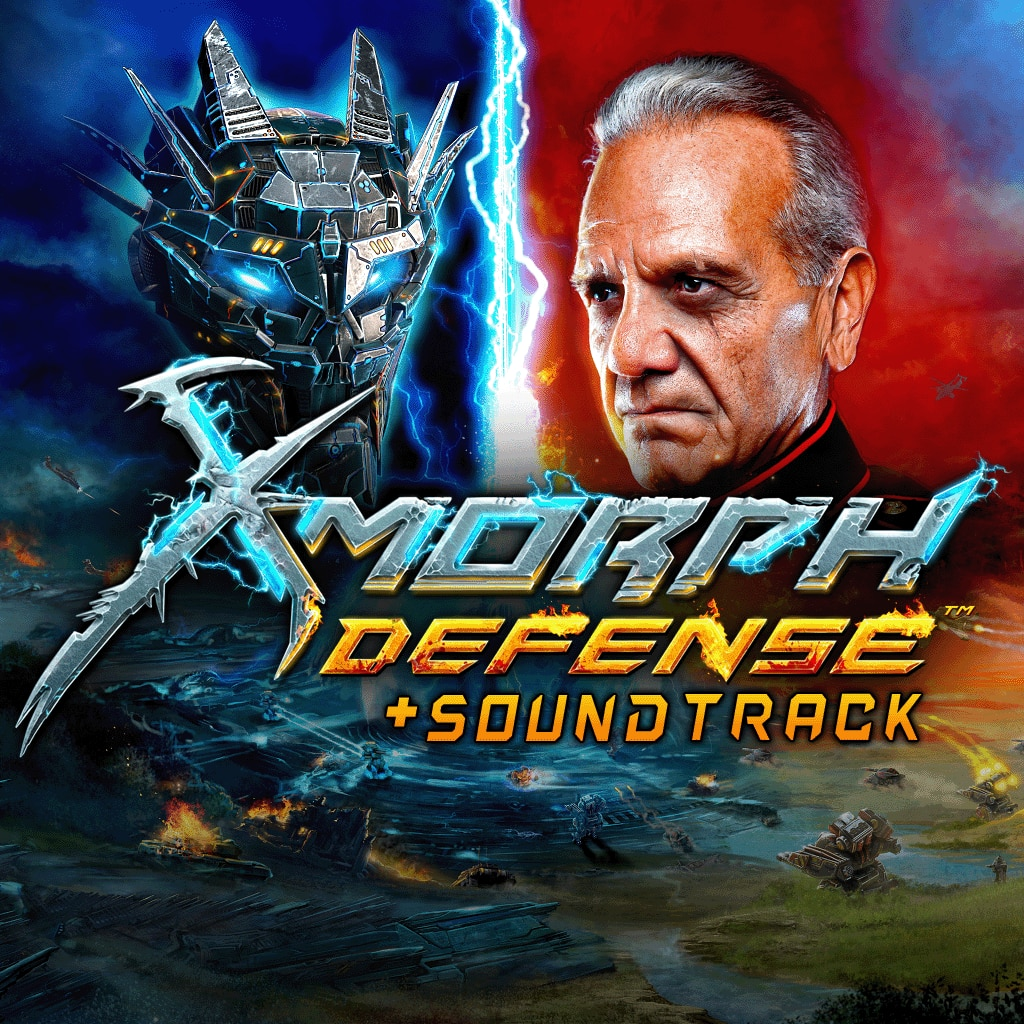 X-Morph: Defense + Soundtrack (English/Chinese/Korean/Japanese Ver.)