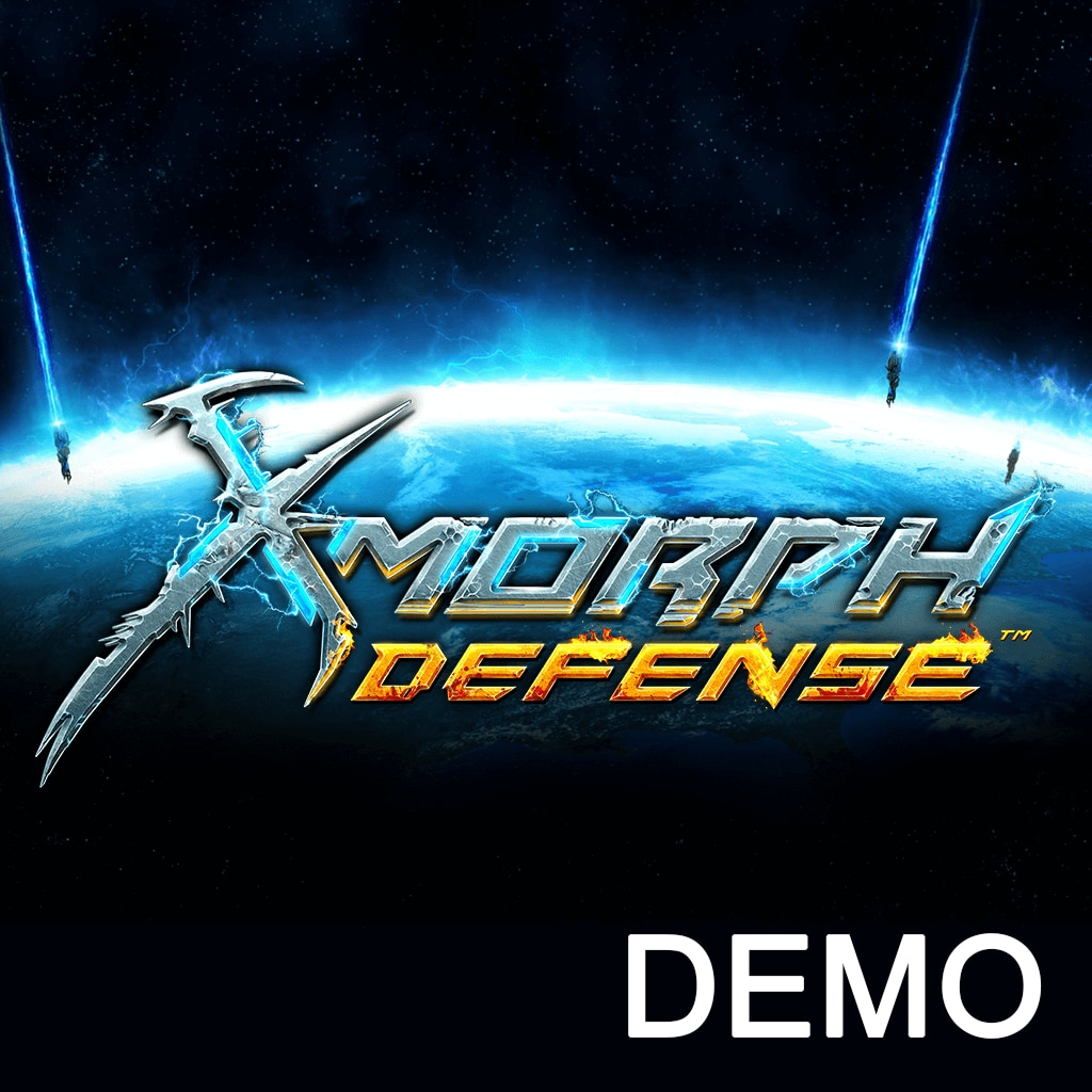 X-Morph: Defense Demo (English/Chinese/Korean/Japanese Ver.)