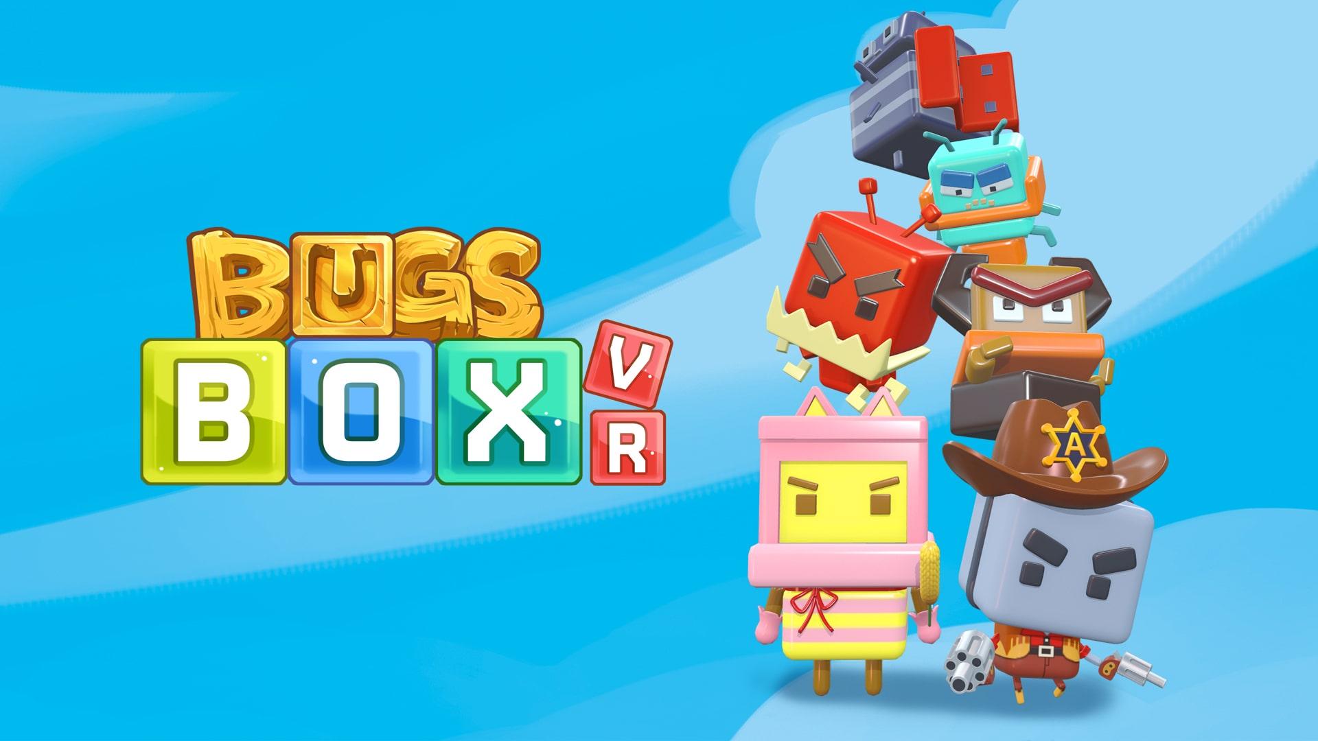 BugsBoxVR