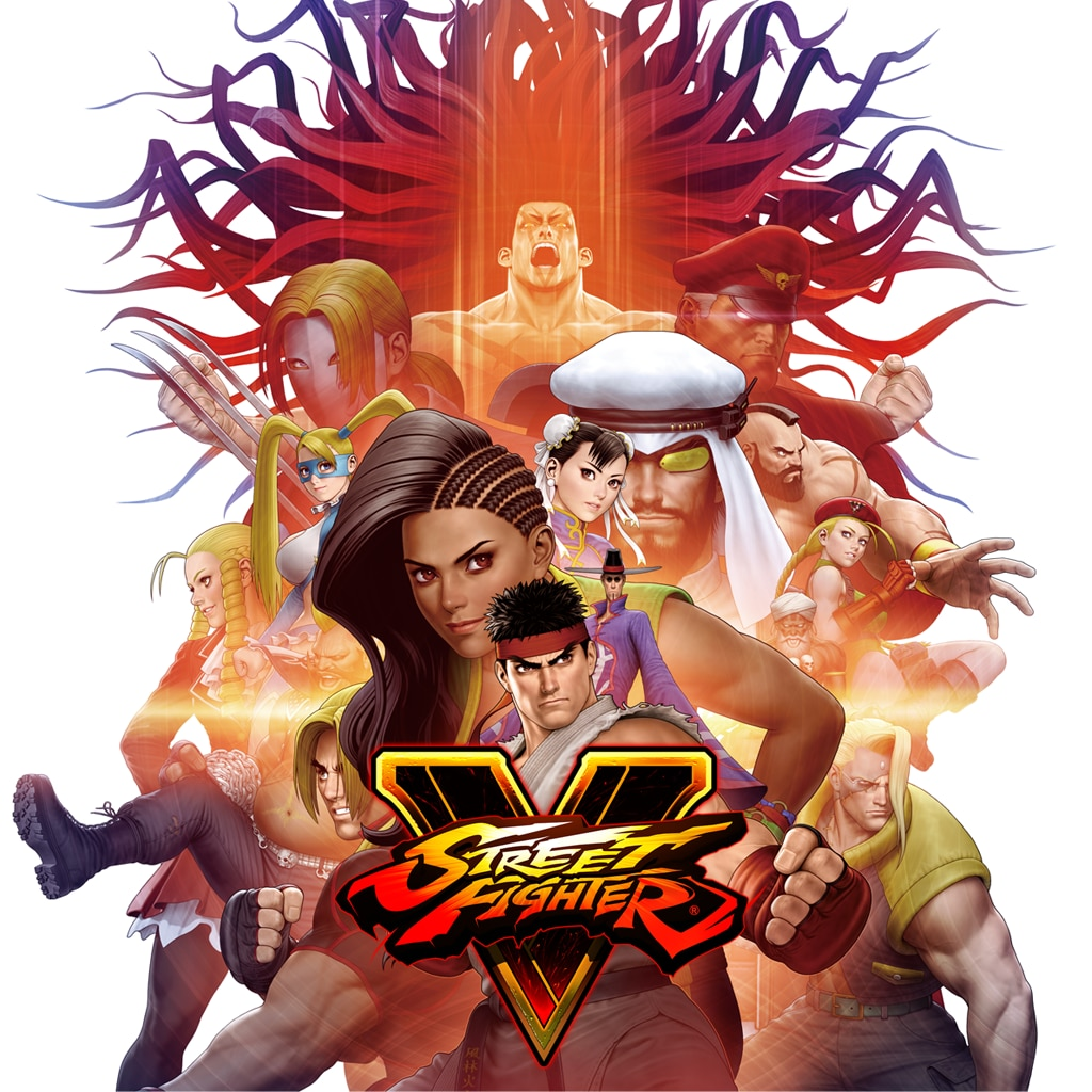 STREET FIGHTER V Soundtrack: PlayStation®Plus Edition (English/Chinese/Korean/Japanese Ver.)