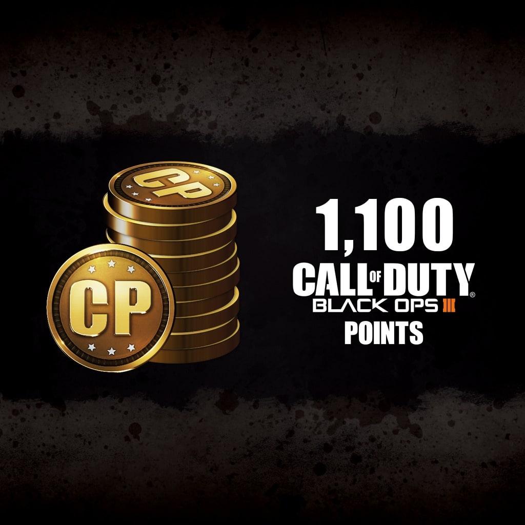 Call of Duty®ポイント 1,000 (+100ボーナス)