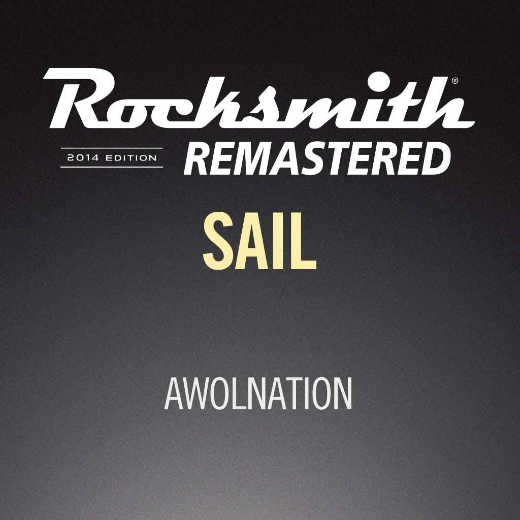 Rocksmith® 2014 - AWOLNATION - Sail