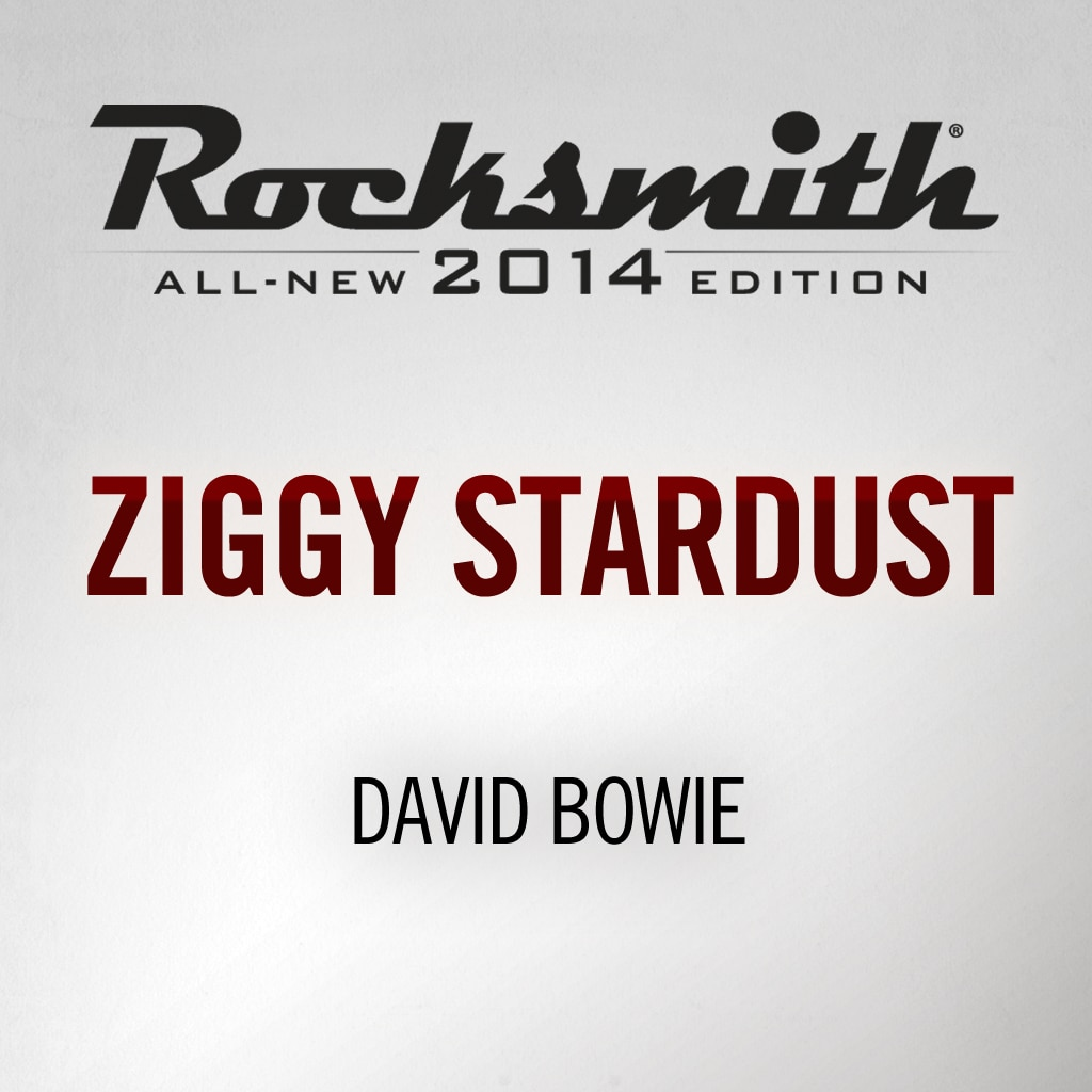 Rocksmith® 2014 - David Bowie - Ziggy Stardust