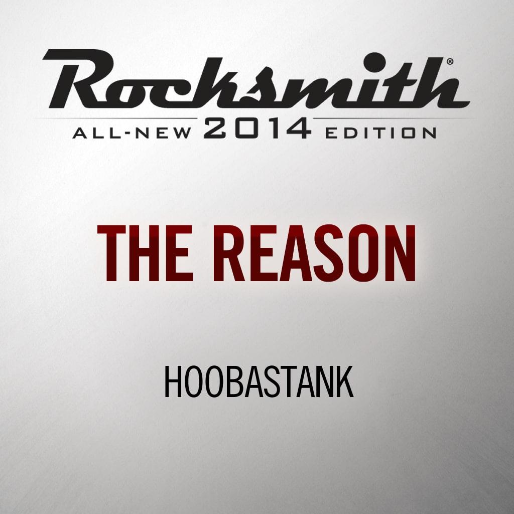Rocksmith® 2014 - Hoobastank - The Reason