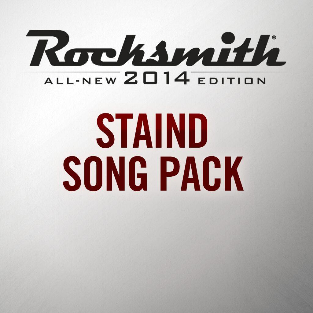 Rocksmith® 2014 - Canciones Staind