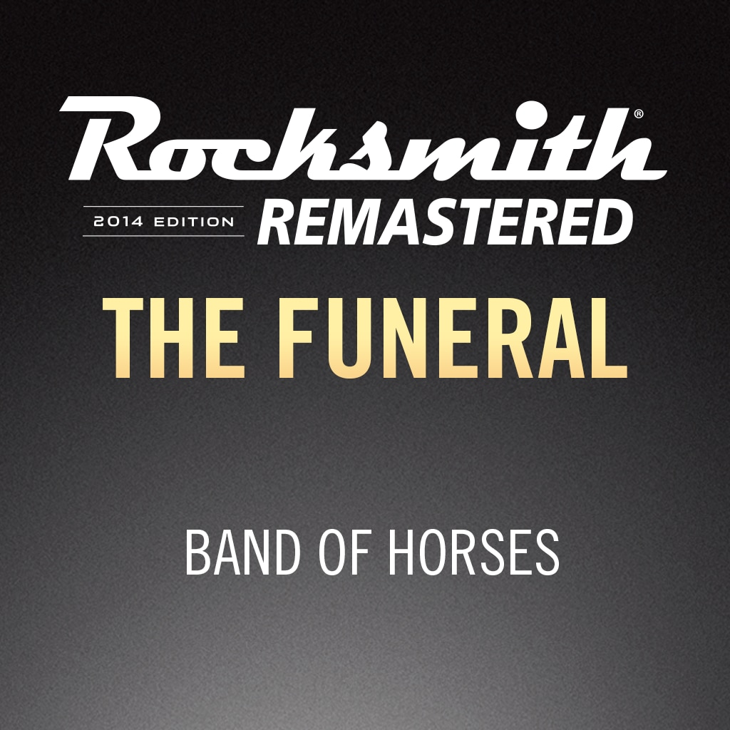 Rocksmith® 2014 - Band of Horses - The Funeral