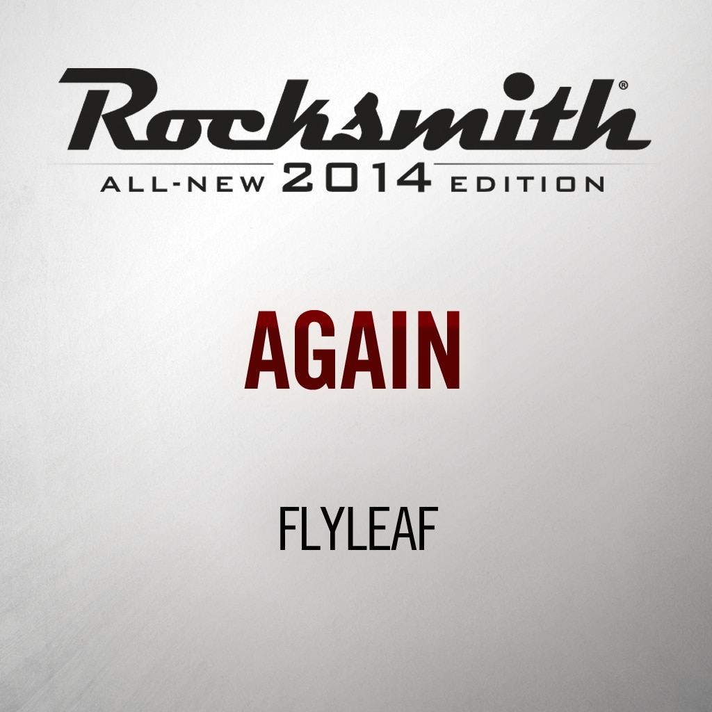 Rocksmith® 2014 - Flyleaf - Again