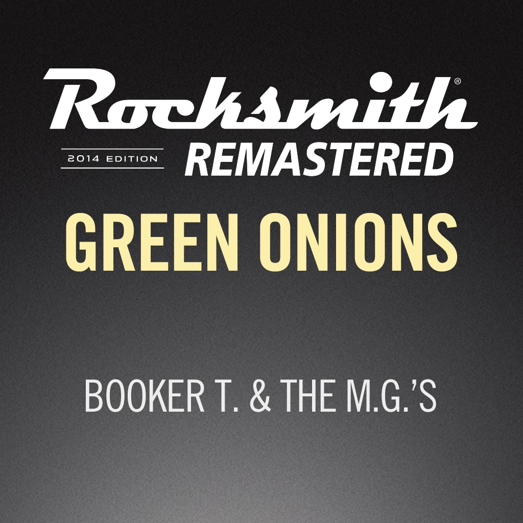Rocksmith® 2014 - Booker T. & The M.G.'s - Green Onions