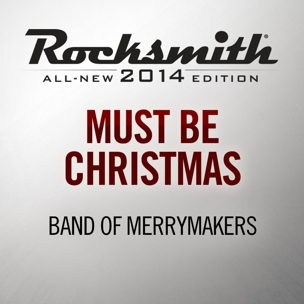 Rocksmith® 2014 - Band of Merrymakers - Must Be Christmas