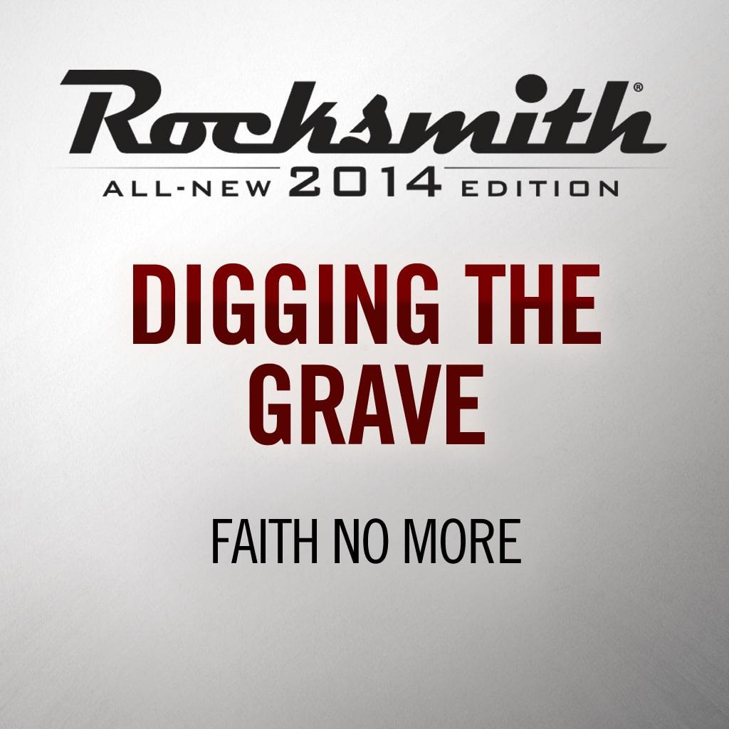 Rocksmith® 2014 - Faith No More - Digging the Grave