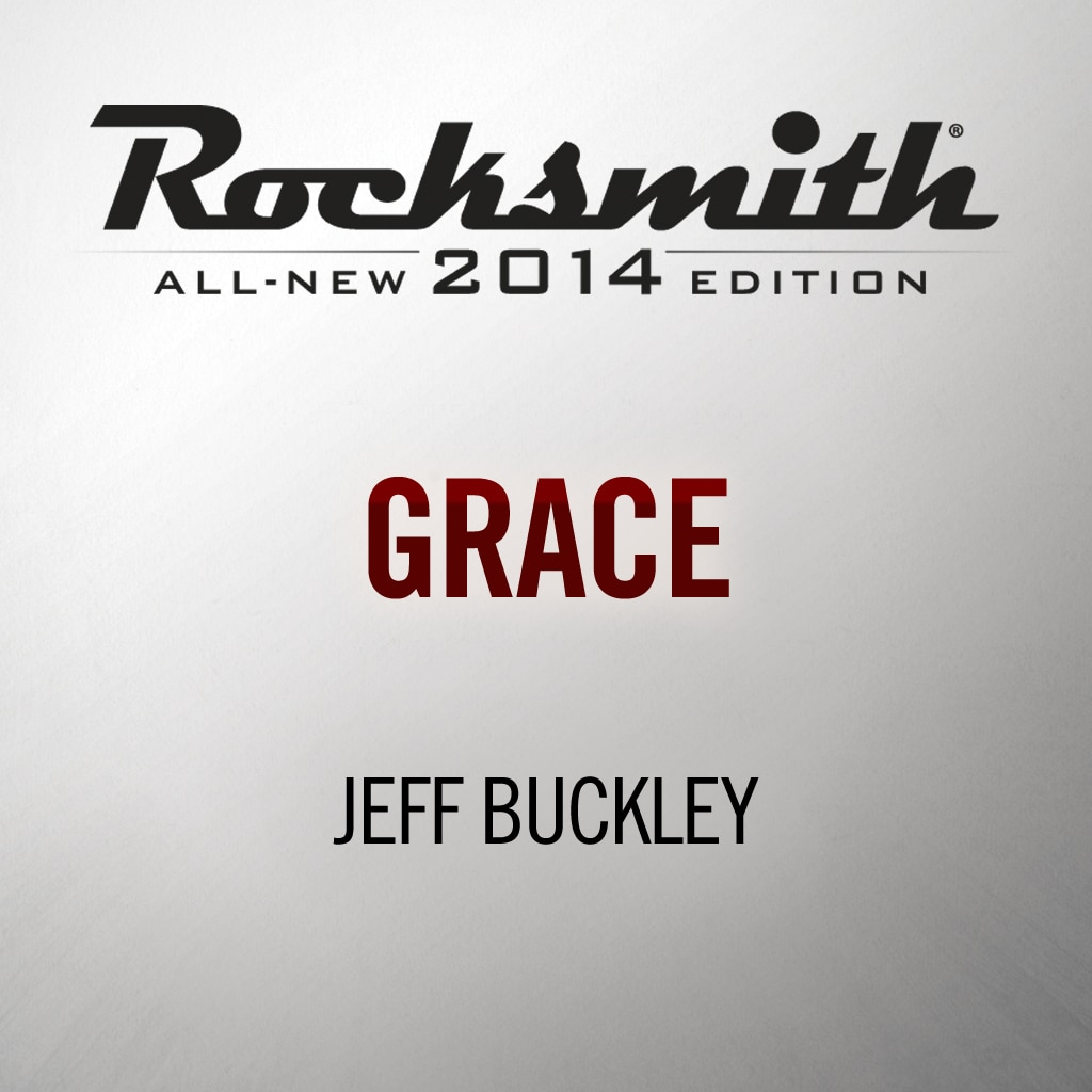 Rocksmith® 2014 - Jeff Buckley - Grace