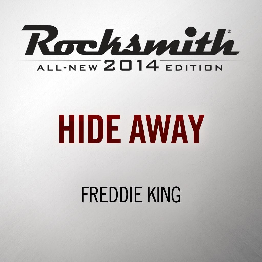 Rocksmith® 2014 - Freddie King - Hide Away
