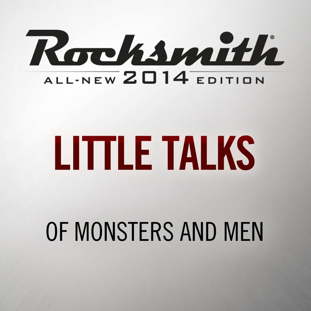 Rocksmith® 2014 - Of Monsters and Men - Little Talks