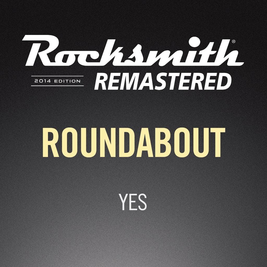 Rocksmith® 2014 - Yes - Roundabout
