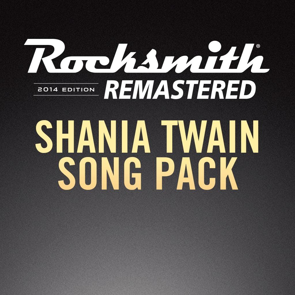 Rocksmith® 2014 - Canciones Shania Twain