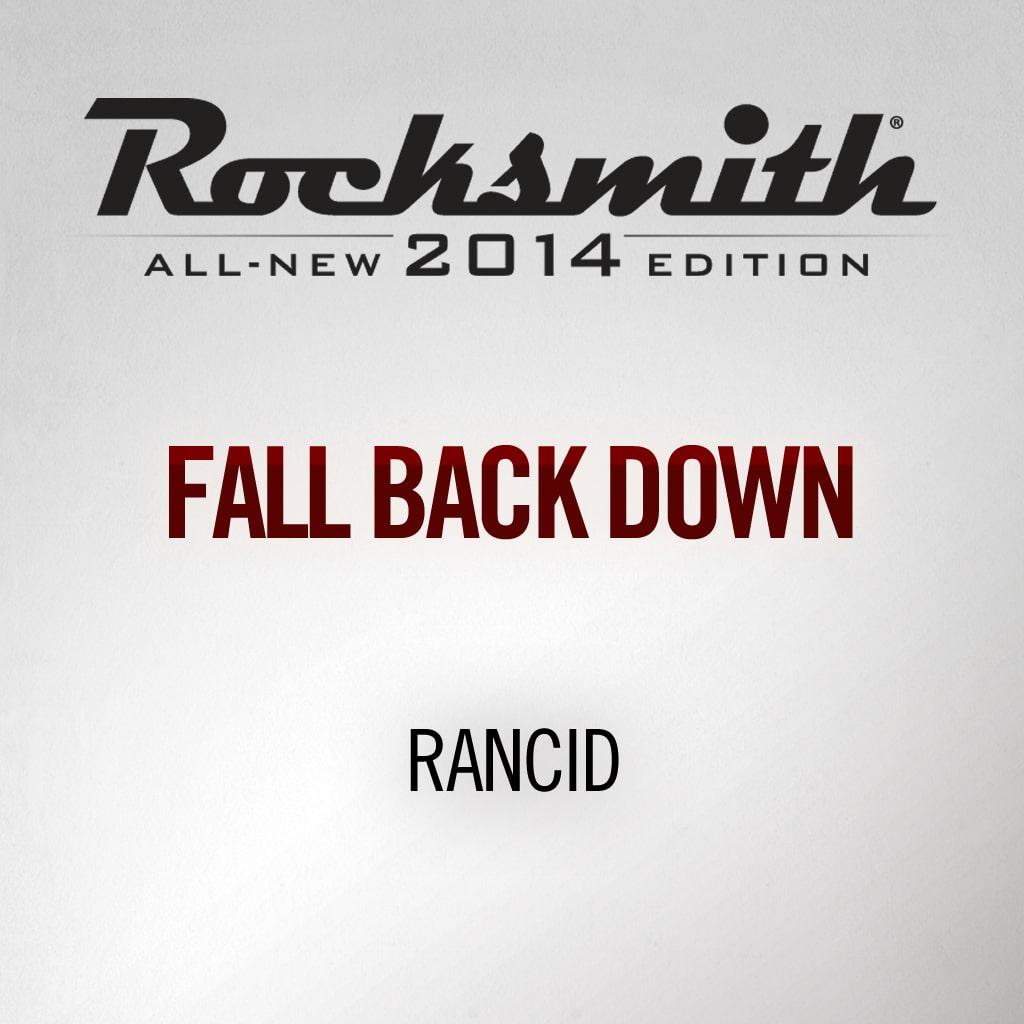 Rocksmith® 2014 - Rancid - Fall Back Down