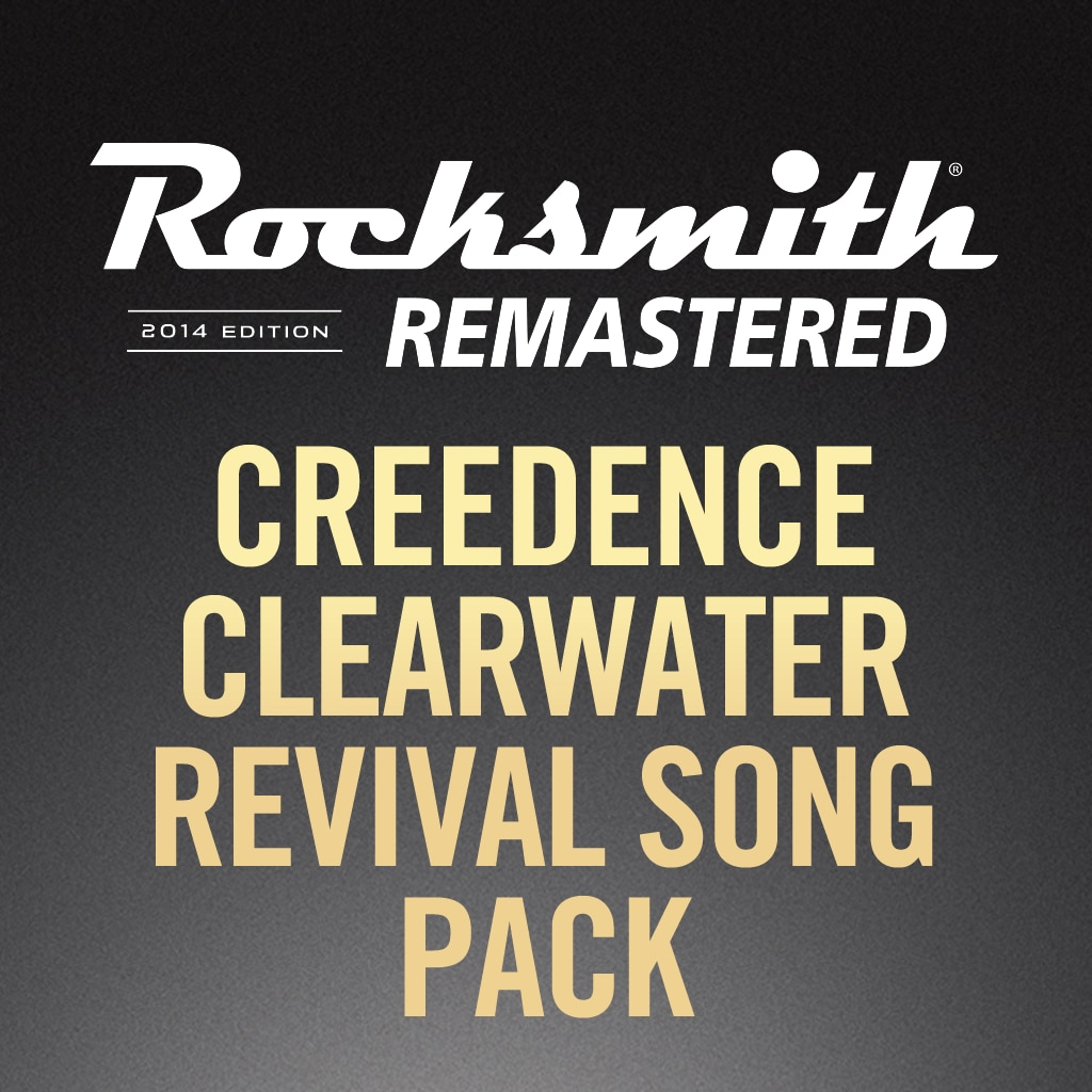 Rocksmith® 2014 - Canciones Creedence Clearwater Revival
