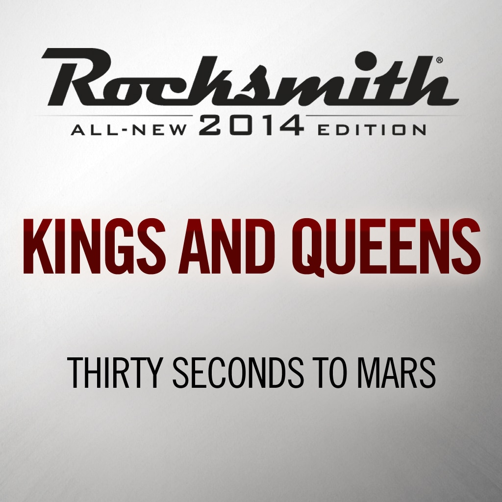 Rocksmith® 2014 - Thirty Seconds to Mars - Kings and Queens