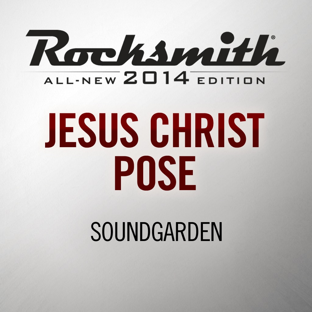 Rocksmith® 2014 - Soundgarden - Jesus Christ Pose
