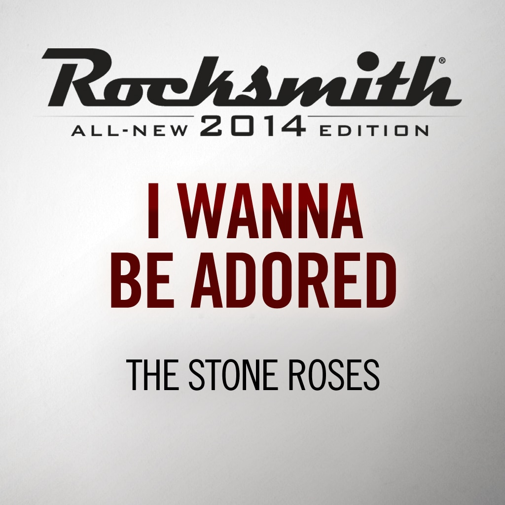 Rocksmith® 2014 - The Stone Roses - I Wanna Be Adored
