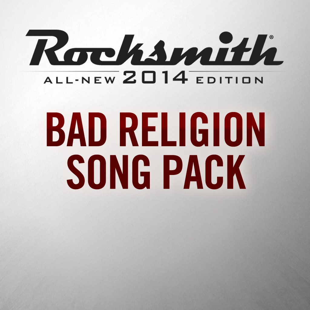 Rocksmith® 2014 - Canciones Bad Religion