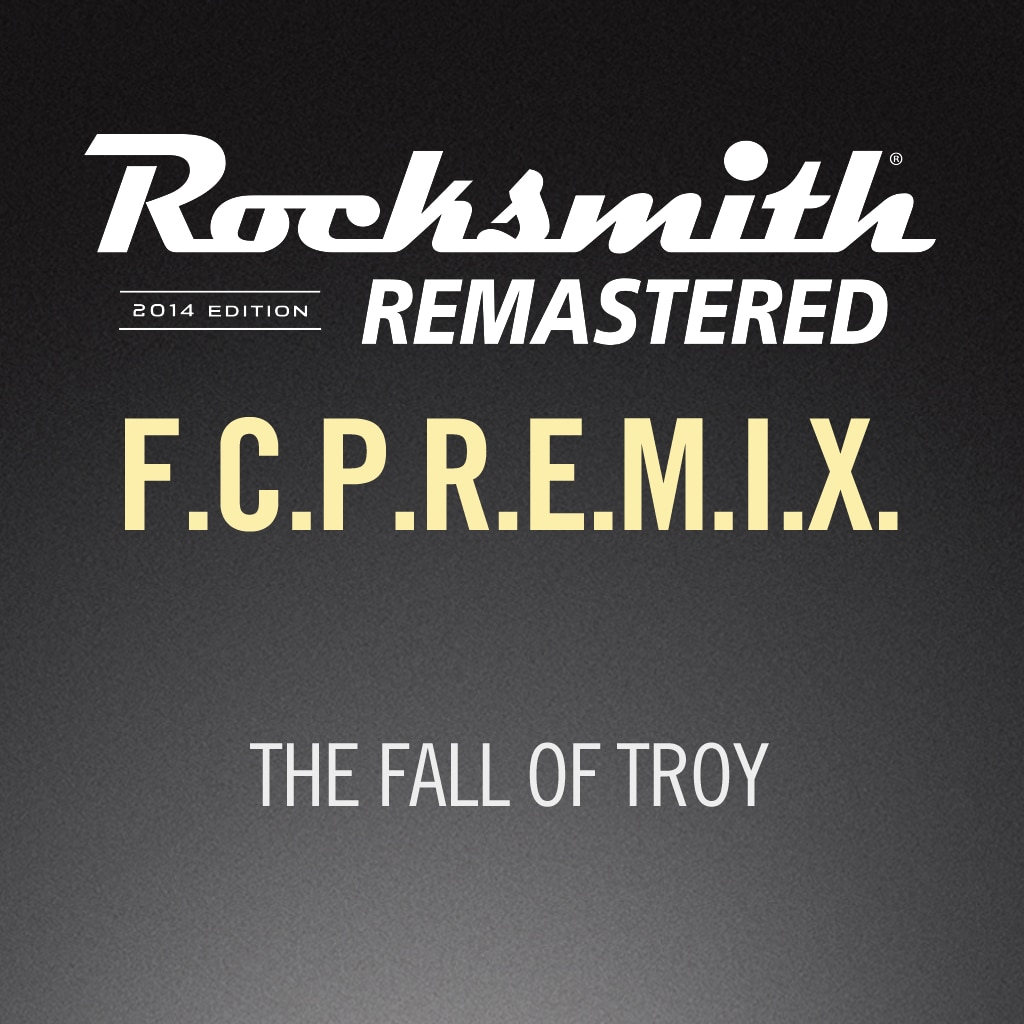 Rocksmith® 2014 - The Fall of Troy - F.C.P.R.E.M.I.X.