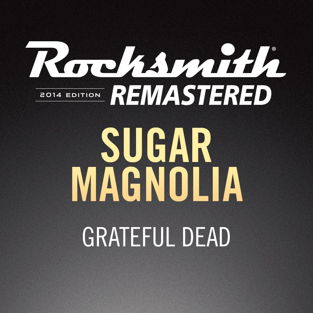 Rocksmith® 2014 Edition - Grateful Dead - Sugar Magnolia