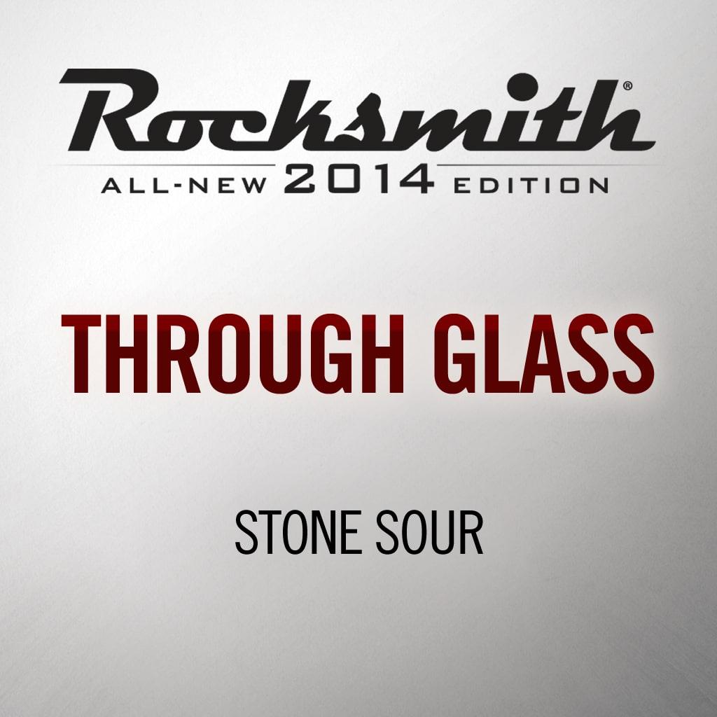 Rocksmith® 2014 - Stone Sour - Through Glass