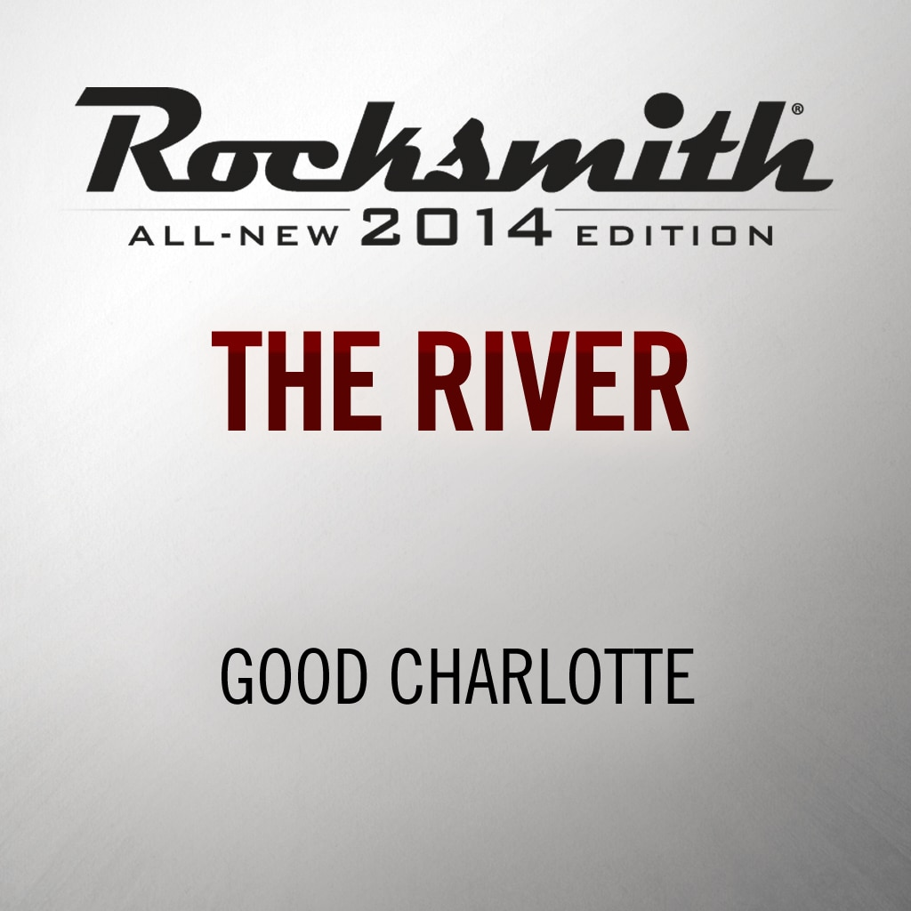 Rocksmith® 2014 - Good Charlotte - The River