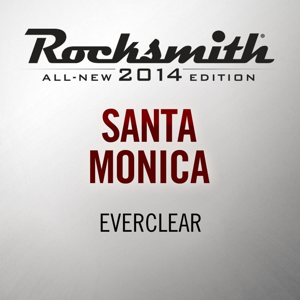 Rocksmith® 2014 - Everclear - Santa Monica