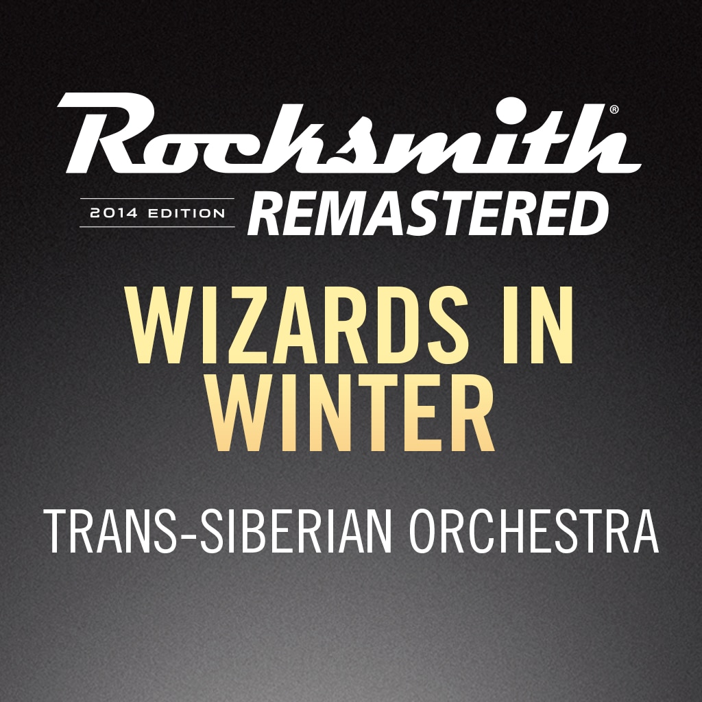 Rocksmith® 2014 - Trans-Siberian Orchestra - Wizards in Winter