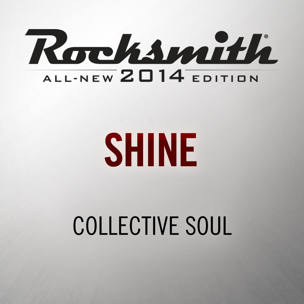 Rocksmith® 2014 - Collective Soul - Shine