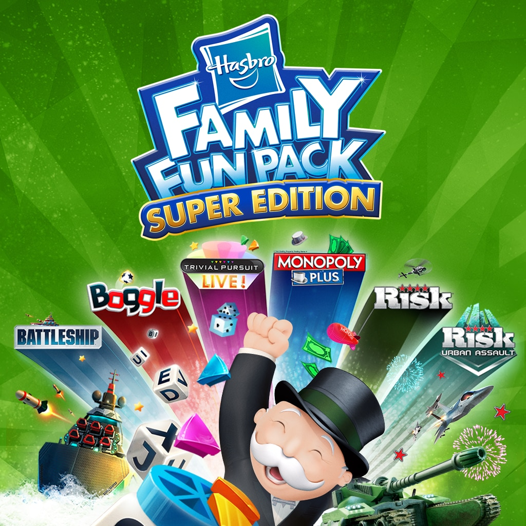 Hasbro Family Fun Pack Super Edition