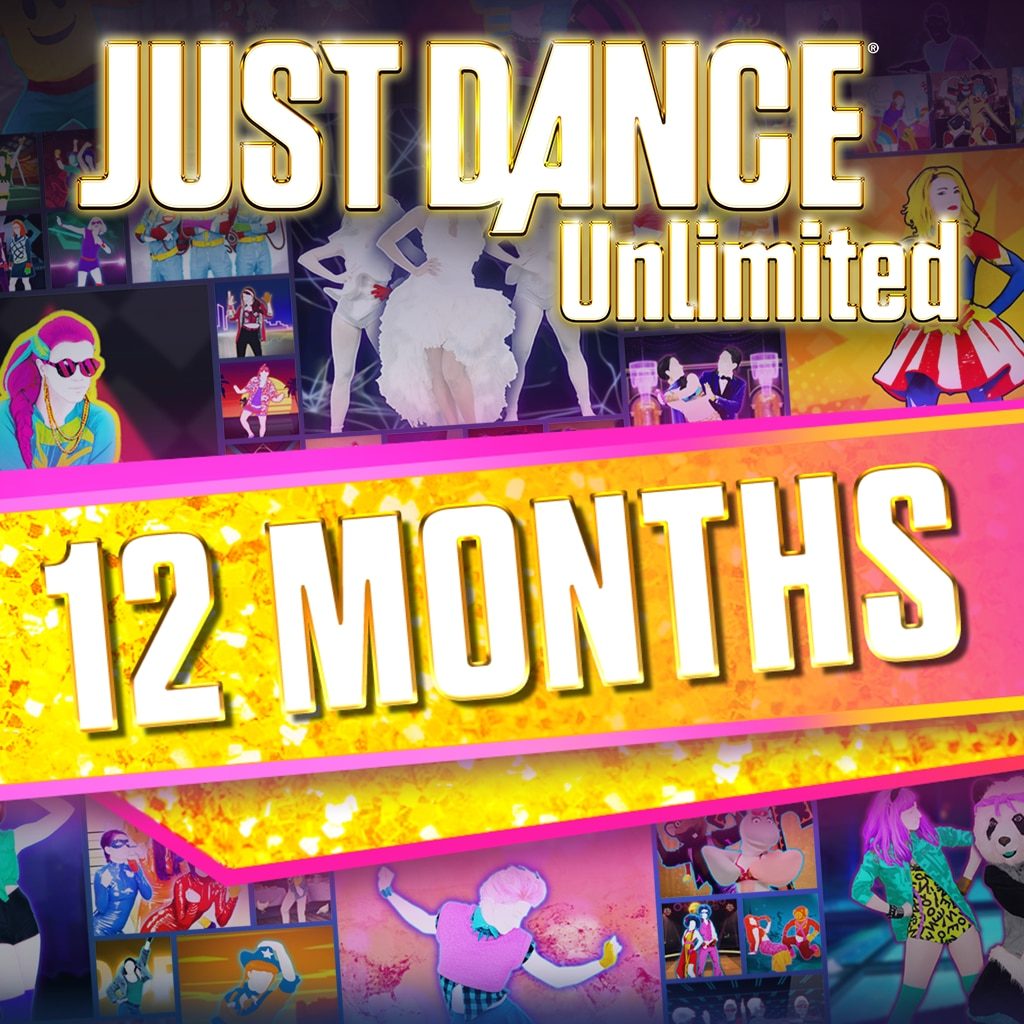 Just Dance® Unlimited (12 Months)