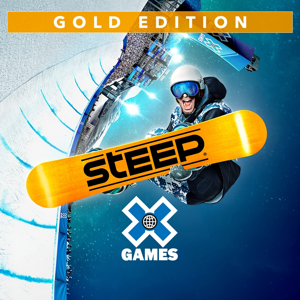 Steep X Games edición Gold